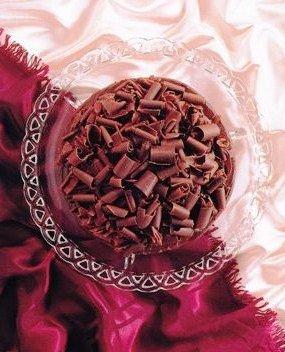 Kat Kat Çikolatalı Pasta