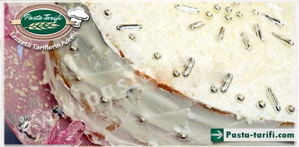 İncili Pasta Tarifi
