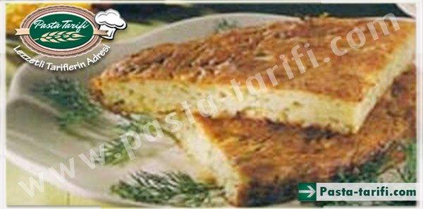 Kabaklı Kek