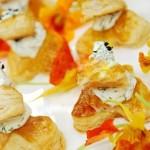 Krem Peynirli Milföy Kalpleri