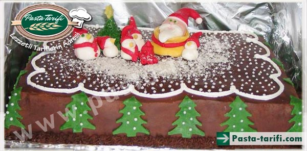 Yeni Yıl Pastası Tarifi
