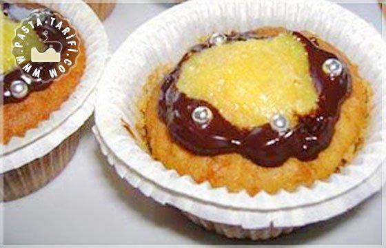 portakallı çikolatalı muffinportakallı çikolatalı muffin