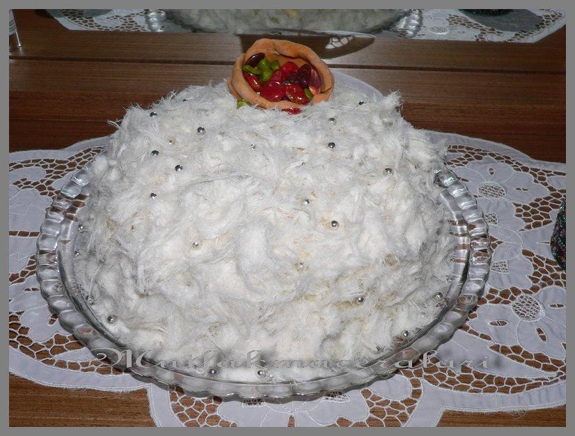 Kakoş Pasta Tarifi