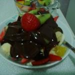 Çikolata Şelalesi Tarifi