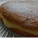 Alman Usulü Yoğurtlu Pasta Tarifi
