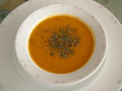 Ispanaklı Mercimekli Çorba