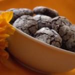 Çikolatalı Top Kurabiye