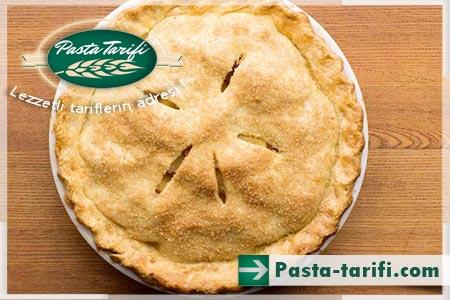 Fındıklı Bademli Elmalı Kek Tarifi