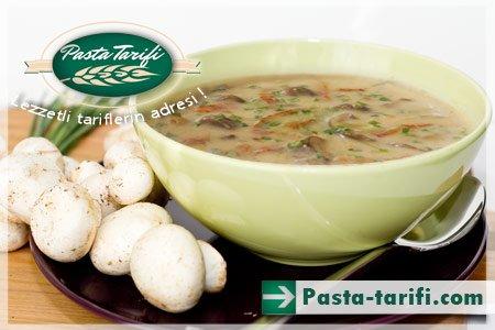 Mantar Çorbası Tarifi