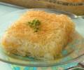 Peynirli Kadayıf Tarifi