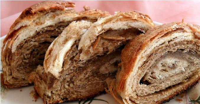 Haşhaşlı-Tahinli Çörek Tarifi