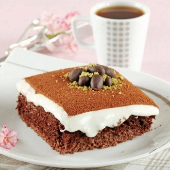 Muhallebili Pasta Tarifi