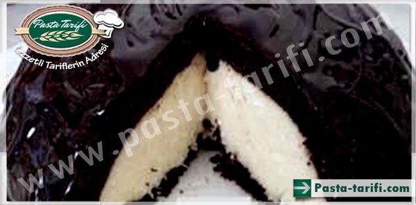 Çikolatalı Kolay Köstebek Pasta
