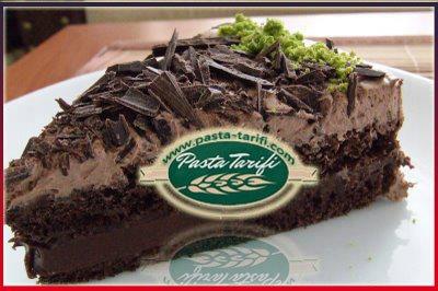 Çikolatalı Pasta Tarifi