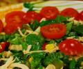 Rokalı Portakal Soslu Tavuklu Salata