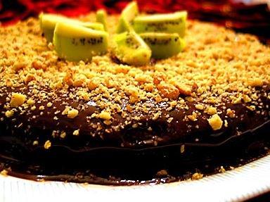 Çikolatalı Fransız Pastası Tarifi