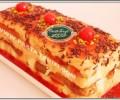 Meyve Soslu Kedi Dilli Pasta Tarifi