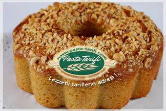 Fındıklı Portakallı Kek Tarifi