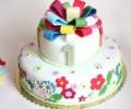 1 Yaş Doğum Günü Pastaları