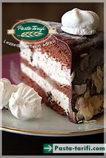 Dondurmalı Kek Tarifi