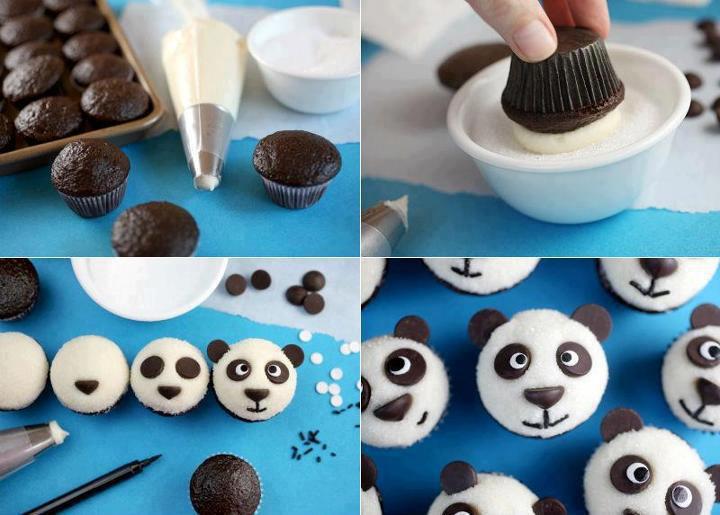 Cake Designs Step By Step : Ayicikli Muffin Tarifi Pasta Tarifleri, tarif sitesi