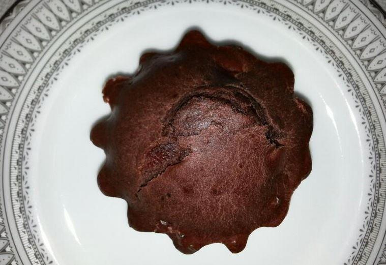 Kakaolu Cevizli Muffin