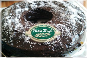 Çikolata Soslu Tarçınlı Kek Tarifi