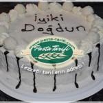 Pratik Doğum Günü Pastası