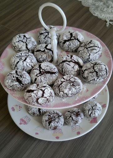 kakaolu çatlak kurabiye tarifi