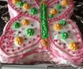 Kelebek Yaş Pasta Tarifi