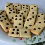 Domino Kurabiye Tarifi