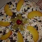 Kolay Şeftalili Pasta Tarifi
