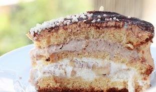 Karamelli Muzlu Pasta Tarifi