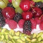 Kremalı Meyveli Pasta