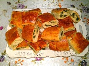 ıspanaklı börek tarifi