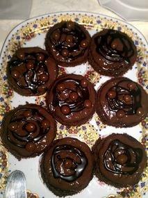 cikolatali-minik-kek