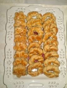 Mahlepli Çörek Otlu Kurabiye Tarifi