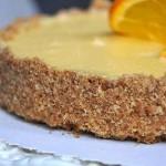 Portakallı Zencefilli Tart Tarifi