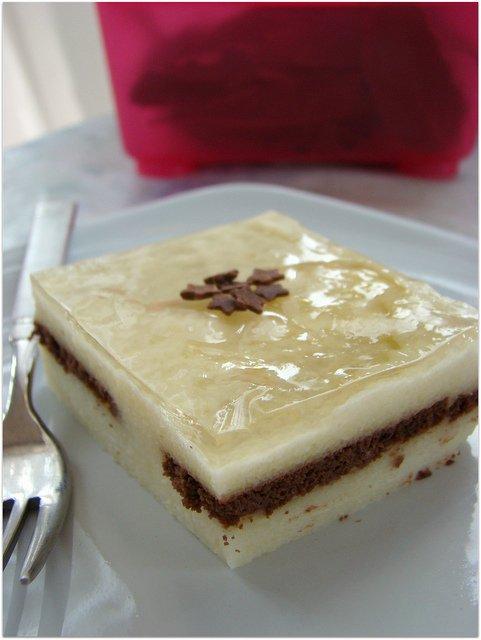 İrmik Pasta