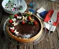 Balkabaklı ve Çikolatalı Tart Tarifi