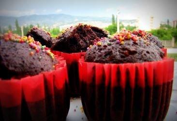Çaylı Muffin Tarifi