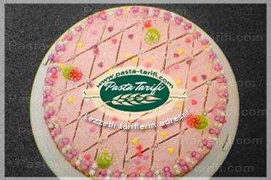 Basit Yaş Pasta Tarifi
