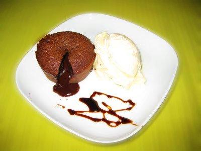Sıcak Çikolatalı Sufle Tarifi