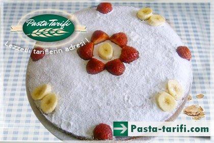 Muhallebili Alman Pastası Tarifi