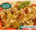 Zeytinyağlı Pirinçli Fasülye