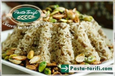 Kıymalı Pirinç Pilavı tarifi