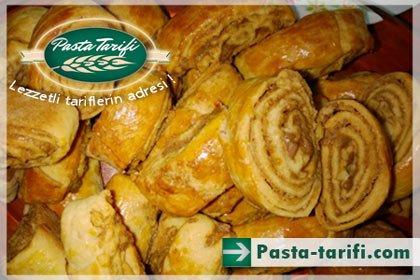 Cevizli prenses pasta tarifi tarifi — Görsel Yemek ...