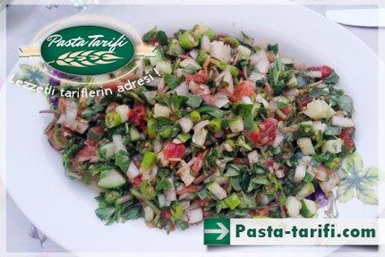 Zengin Salatası Tarifi