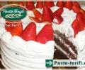 Çilekli Pasta Tarifleri