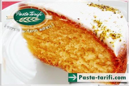 Kremalı Limonlu Kek Tarifi